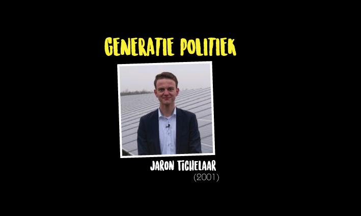 Jaron Tichelaar (2001)